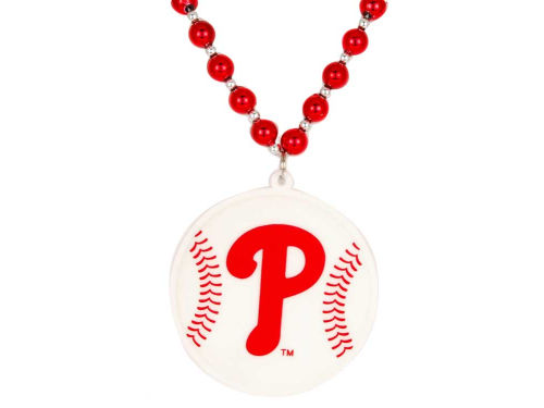 Philadelphia Phillies Team Beans Team Logo Beads
