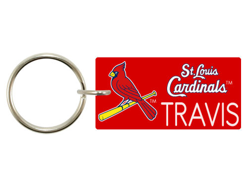 St. Louis Cardinals Rico Industries Keytag 1 Fan