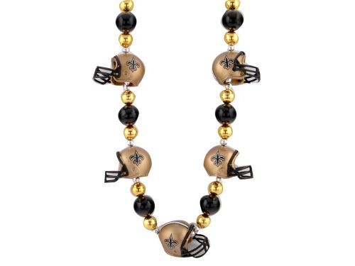 New Orleans Saints Thematic Beads