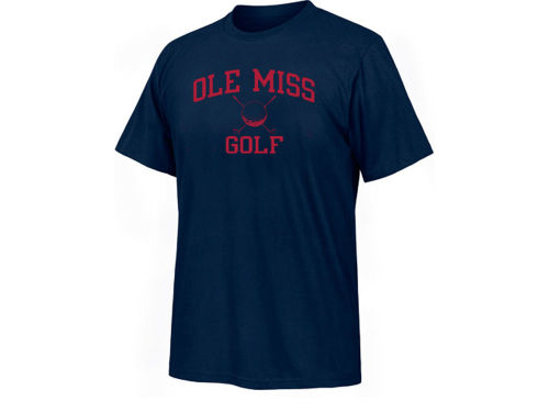 Mississippi Rebels adidas Team Sport T-Shirt