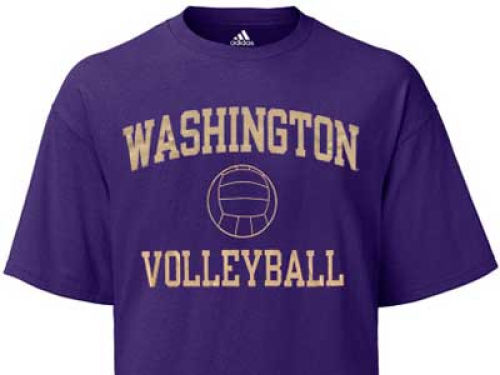 Washington Huskies adidas Team Sport T-Shirt