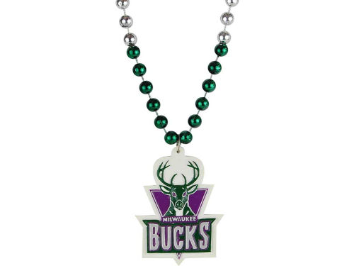 Milwaukee Bucks Medallion Beads