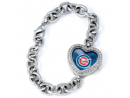 Chicago Cubs Womens Heart Series Watch