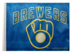 Milwaukee Brewers Rico Industries Car Flag Rico Auto Accessories