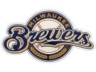 Milwaukee Brewers 12in Car Magnet Auto Accessories