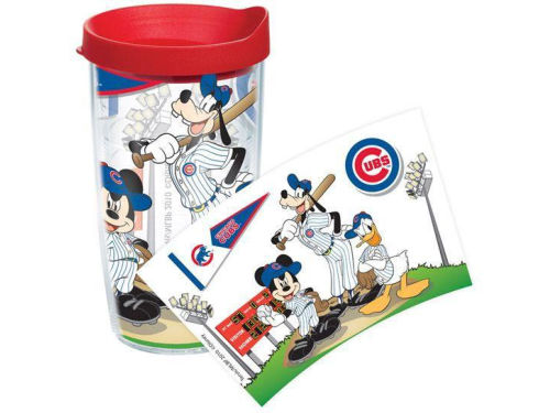 Chicago Cubs Tervis Tumbler 16oz Disney Tumbler with Lid