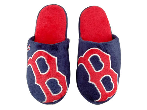 Boston Red Sox Big Logo Slippers