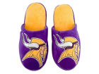 Minnesota Vikings Big Logo Slippers Apparel & Accessories