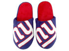 New York Giants Team Beans Big Logo Slippers Apparel & Accessories