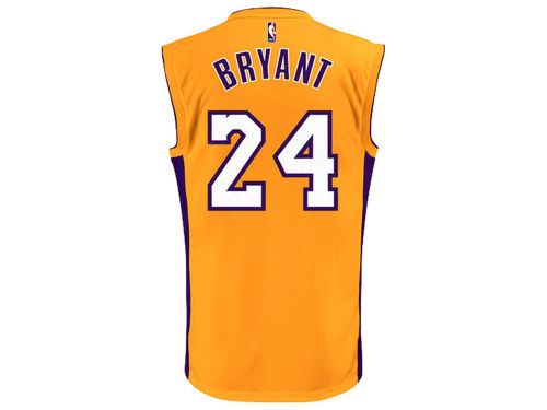Los Angeles Lakers Kobe Bryant Outerstuff Youth NBA Revolution 30 Jersey