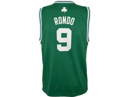 Boston Celtics Rajon Rondo Outerstuff Youth NBA Revolution 30 Jersey