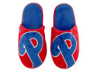 Philadelphia Phillies Team Beans Big Logo Slippers Apparel & Accessories