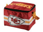 Kansas City Chiefs Team Beans 6pk Lunch Cooler Home Office & School Supplies