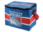 New York Rangers Team Beans 6pk Lunch Cooler Home Office & School Supplies