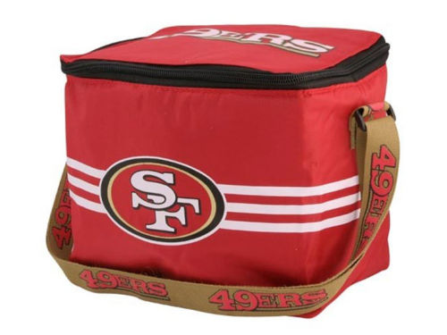 San Francisco 49ers 6pk Lunch Cooler