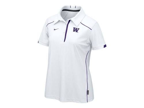 Washington Huskies Nike NCAA Womens Kick Off Polo