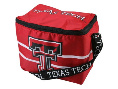 Texas Tech Red Raiders 6pk Lunch Cooler