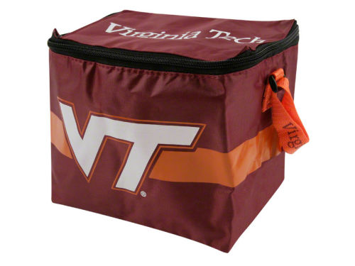Virginia Tech Hokies 6pk Lunch Cooler
