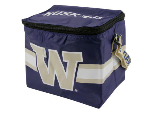 Washington Huskies 6pk Lunch Cooler