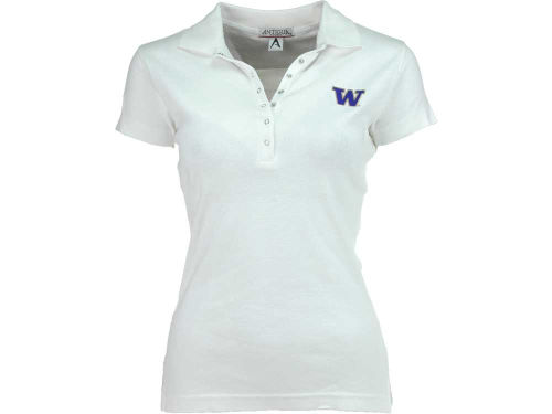 Washington Huskies Antigua NCAA Ladies Remarkable Polo