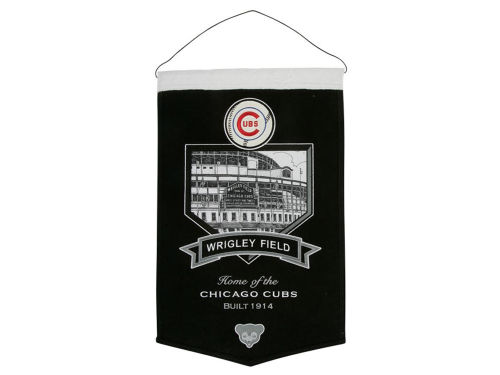 Chicago Cubs Stadium Banner