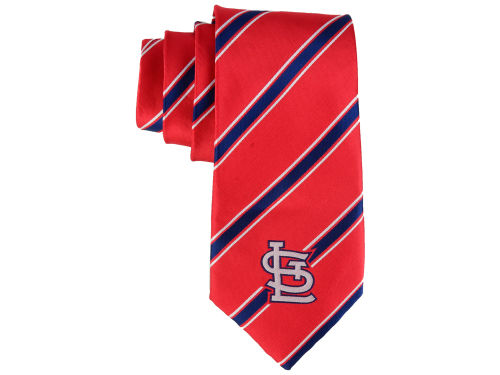 St. Louis Cardinals Eagles Wings Necktie Woven Poly 1
