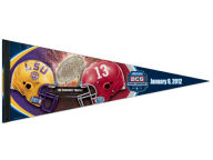 Wincraft 2012 BCS National Champ 12x30 Prem. Pennant Collectibles