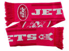 New York Jets Team Beans NFL Breast Cancer Awareness Rugby Scarf Apparel & Accessories