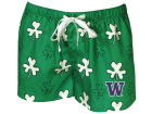 Washington Huskies College Concepts Wmns Fortune Boxer Shorts