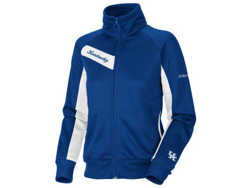 Kentucky Wildcats NCAA Womens Velocity Trackster Jacket