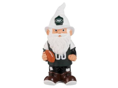New York Jets Thematic Gnome Ornament