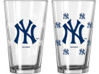 New York Yankees 16oz Color Changing Pint Glass Gameday & Tailgate
