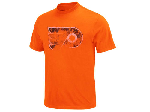 Philadelphia Flyers Old Time Hockey NHL Big Logo T-Shirt