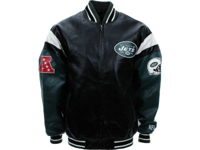 GIII NFL Pleather Jacket