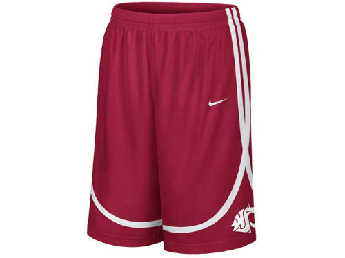 Washington State Cougars Nike NCAA Woven Basketball Short
