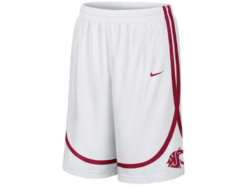 Washington State Cougars Nike NCAA Replica Shorts
