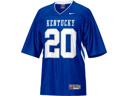 Kentucky Wildcats Nike NCAA Replica Football Jersey
