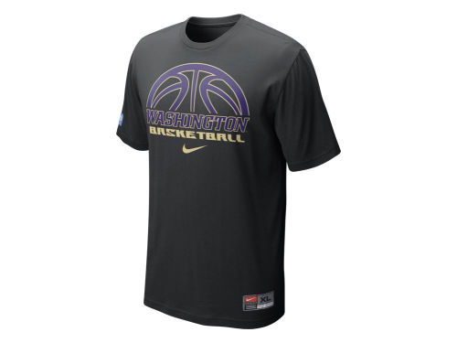 Washington Huskies Nike NCAA Basketball Practice T-Shirt