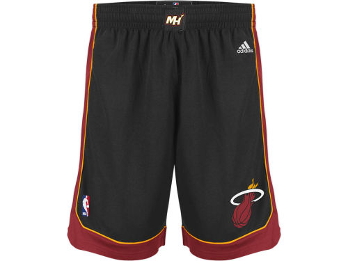 Miami Heat NBA Swingman Shorts