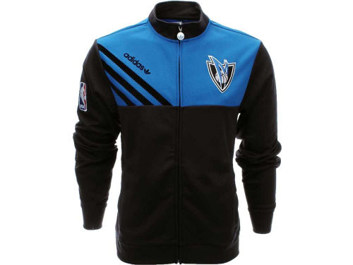 Dallas Mavericks NBA Action Track Jacket