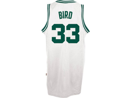 Boston Celtics Larry Bird adidas NBA Retired Player Swingman Jersey