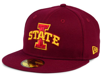 Iowa State Cyclones NCAA AC 59FIFTY Cap Hats