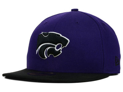 Kansas State Wildcats NCAA 2 Tone 59FIFTY Cap Hats