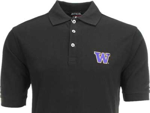 Washington Huskies Antigua NCAA Anti Classic Polo