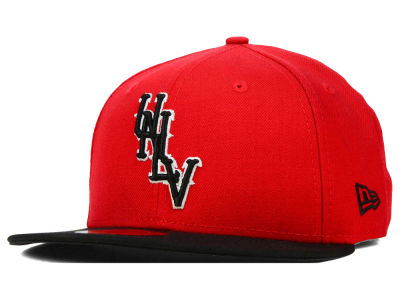 UNLV Runnin Rebels NCAA 2 Tone 59FIFTY Cap Hats