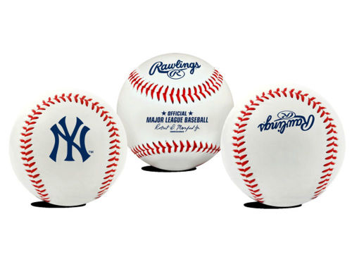 New York Yankees Jarden Sports Polybagged Baseball