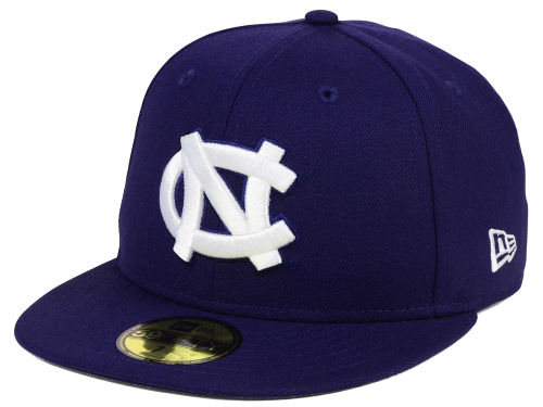 North Carolina Tar Heels New Era NCAA AC 59FIFTY Cap Hats