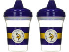 Minnesota Vikings MLB Sippy Cup 2 pack Newborn & Infant