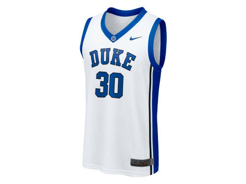 Duke Blue Devils #30 Nike NCAA Replica Basketball Jersey