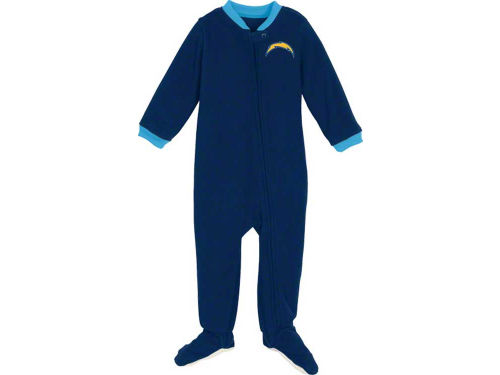 San Diego Chargers Outerstuff NFL Infant Blanket Sleeper